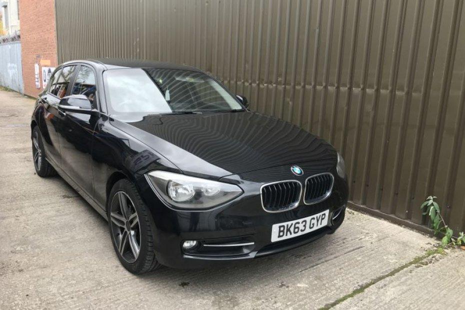 2013 - BMW 120 D